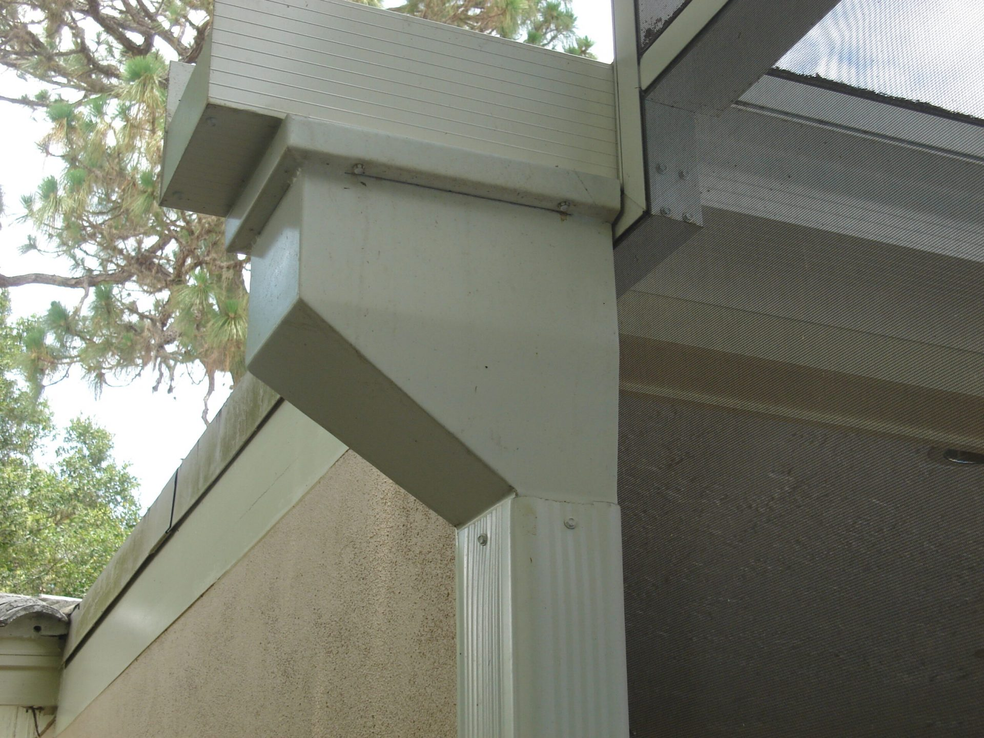Gutters Amp Drains Pyramid Aluminum